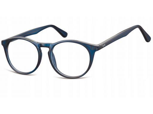 Zerówki okulary oprawki lenonki korekcyjne