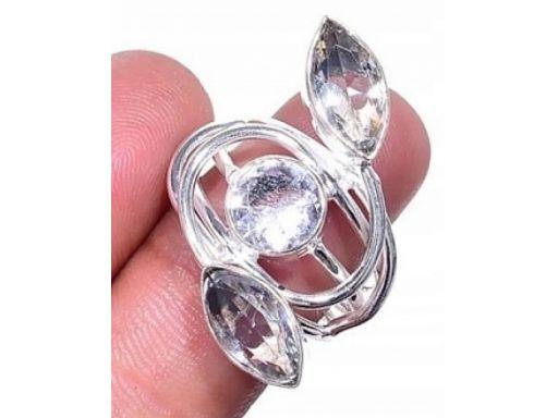 Lux art.pierścionek srebro 925