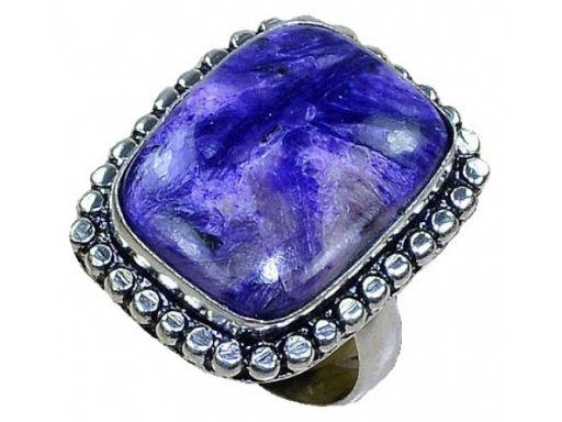 Lux art.pierścionek z kamieniem srebro 925