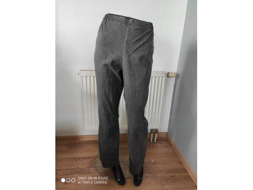 Chalice r.16/44 xxl jeansy nowe na gumkę szare