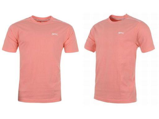 Slazenger koszulka t-shirt 12 kolorów 7 rozm tu s