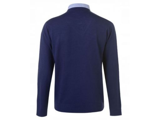 Pierre cardin elegancki sweter swetr tu: l