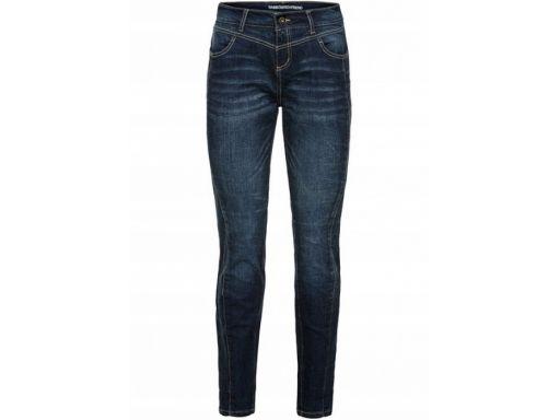 B.p.c ciemne jeansy boyfriend r.38