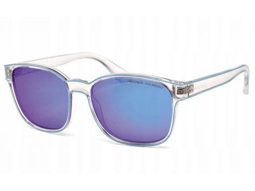 Okulary arctica s-308b polaryzacyjne nerdy revo