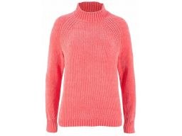 B.p.c pomarańczowy sweter damski 44/46.
