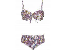 B.p.c bikini kolorowe z fiszbinami *38 (75e)