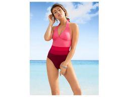B.p.c strój kąpielowy różowo jasnoróżowy *44