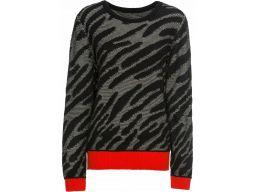 B.p.c wzorzysty sweter damski r.48/50