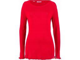 B.p.c czerwona dzianinowa bluzka 40/42.