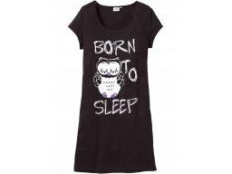 B.p.c koszulka nocna z nadrukiem, bawełna 56/58