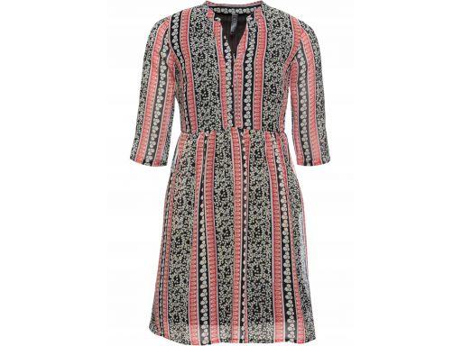 B.p.c sukienka szyfonowa *44