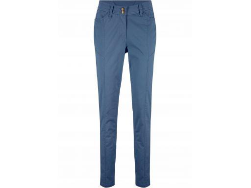 B.p.c spodnie niebiesko-fioletowe damskie 38.