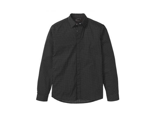 B.p.c koszula męska z drobnym wzorem *39/40