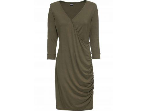 B.p.c sukienka khaki 36/38.