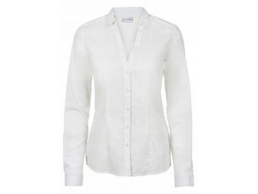 B.p.c koszula biała elastyczna *44