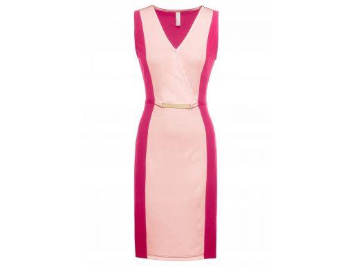 B.p.c sukienka różowa r.40/42