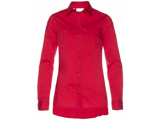 B.p.c koszula damska czerwona: r. 40