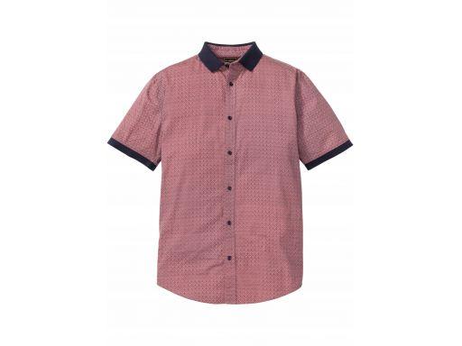 B.p.c koszula męska na krótki rękaw: r: 47/48
