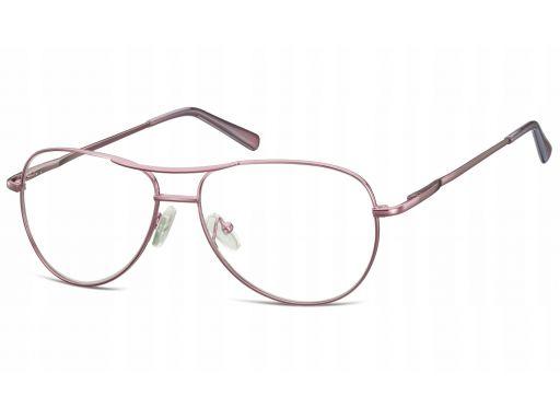 Okulary dziecięce pilotki zerówki flex korekcyjne