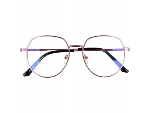 Okulary z filtrem niebieskim do ekranów lcd lenonk