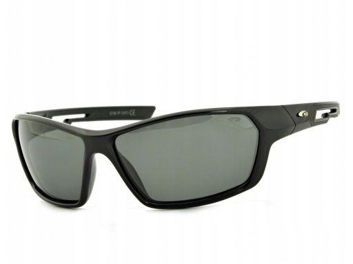 Okulary słoneczne sportowe polaryzacyjne e136-1p