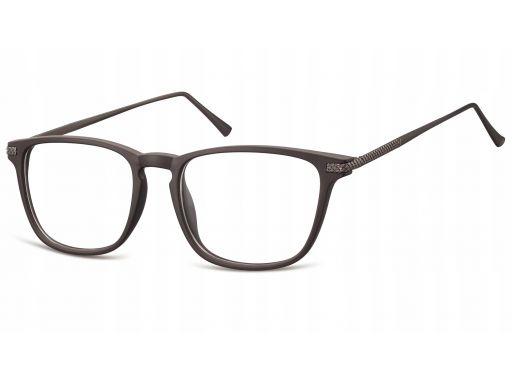 Zerówki okulary oprawki nerdy korekcyjne unisex