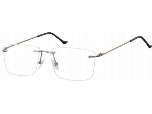Bezramkowe okulary oprawki okularowe unisex