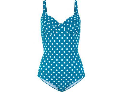 B.p.c strój kąpielowy w grochy *48 (95c)