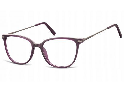 Zerówki okulary oprawki nerdy korekcyjne uniseks