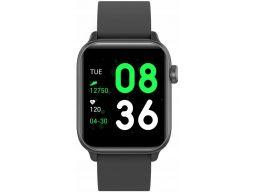 Zegarek smartwatch rubicon rnce56 - czarny unisex
