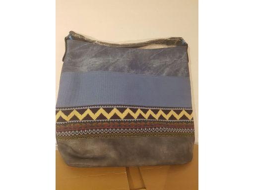 B.p.c torba shopper azteckie wzory