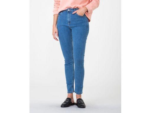 Pimkie denim jeansy wysoki stan 40