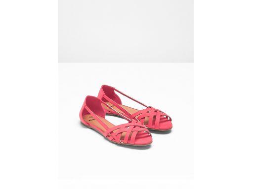 B.p.c czerwone sandałki r.37