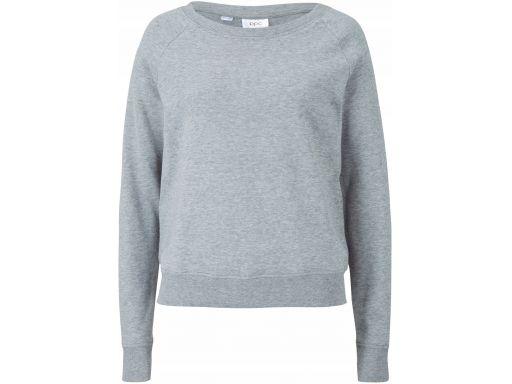*b.p.c szara klasyczna bluza r.48/50