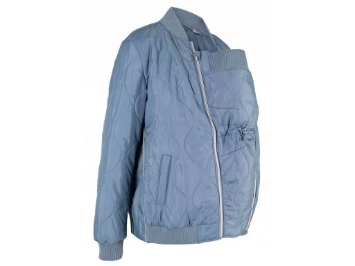 B.p.c ciążowa pikowana kurtka z wstawką r.44