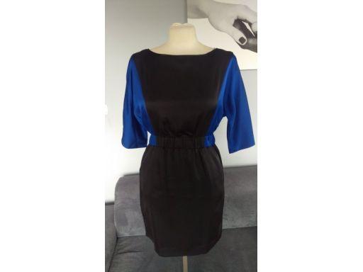 Be beau r.8/36 s sukienka nowa mini zamek