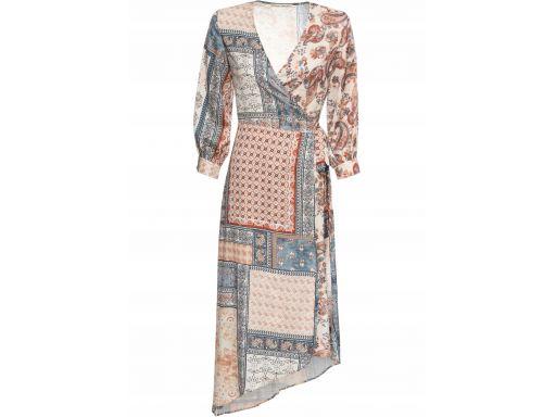 B.p.c sukienka przewiązywana : r. 46
