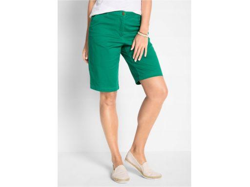 *b.p.c zielone bermudy r.48