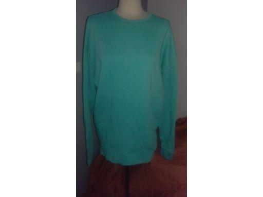 Zara r.40, 42 xxl bluza szeroka ozdobne plecy bdb