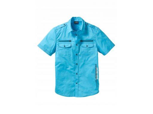 B.p.c koszula męska niebieska *47/48