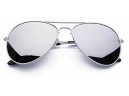Okulary aviatory pilotki przeciwsłoneczne damskie