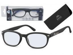 Okulary do czytania komputera plusy antyrefleksem
