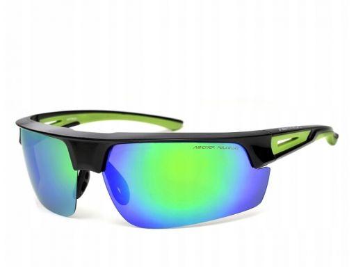Okulary arctica s-252b polaryzacja sportowe rower