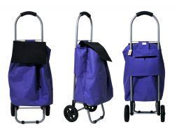 Wózek torba na zakupy na kółkach ultralekki mini
