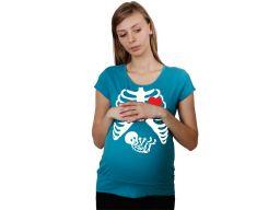 Koszulka ciążowa mamy koszula twój nadruk wzory m