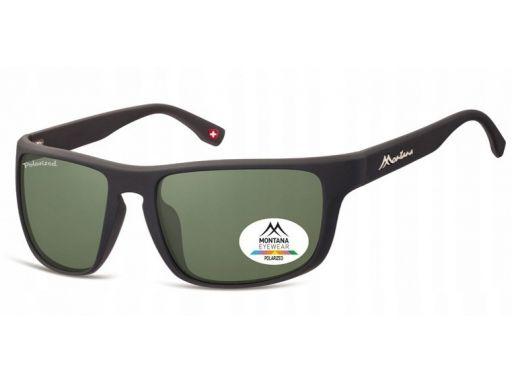 Okulary rowerowe polaryzacyjne kierowców czarne