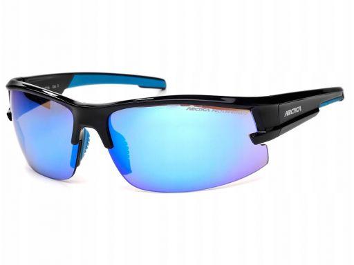 Okulary arctica s-271a rowerowe bieganie sportowe