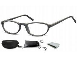 Okulary oprawki zerówki na korekcję wąskie szybkie
