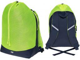 Plecak miejski, worek sportowy treningowy 12l 4f