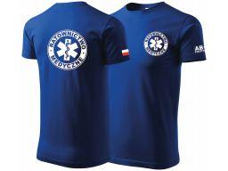 Koszulki ratownictwo ratownik medyczny kolory xl